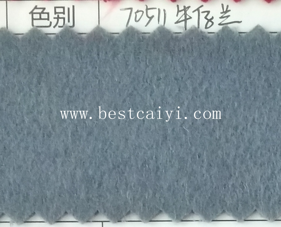100% woolen cloth for heavy clothing