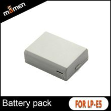 Hot Selling Made In China Camera Battery LP-E5 For Canon SLR Camera 1000 mAh Rechargeable Lithium Battery