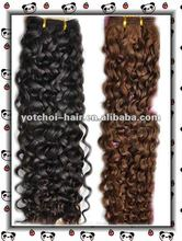 Can Be Dyed Perfect Prolonged 5A Grade virgin indian hair factory