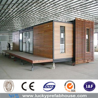 well-designed prefabricated house movable house movable house container