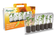 plastic seeding tray blister packaging for plants