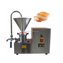 Hot Sale Small Scale Paste Processing Machines almond butter making machine