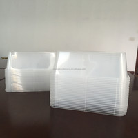 PP food grade plastic packaging box