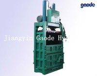 used clothes bale press machine equipment