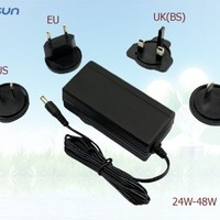 Interchangeable Power Adapter 24 48 W
