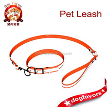 Europe and the United States selling reflective pet collar leash dog sizes of high quality reflective highlight large favora