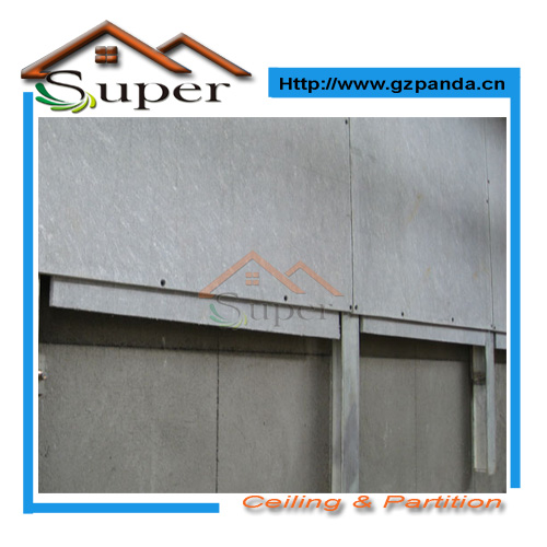 Well Insulated Cement Board Siding