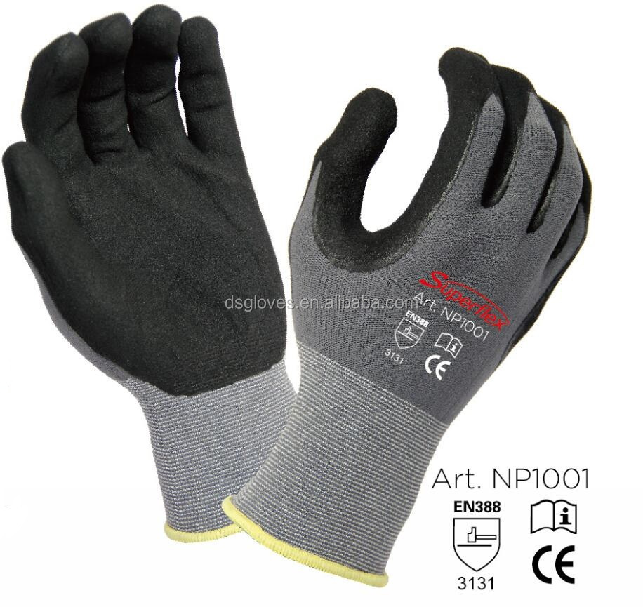 NP1001-Super-flex work glove