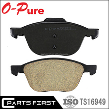 GDB1583 Factory OEM high quality auto parts disc car ceramic front brake pad For Ford Focus