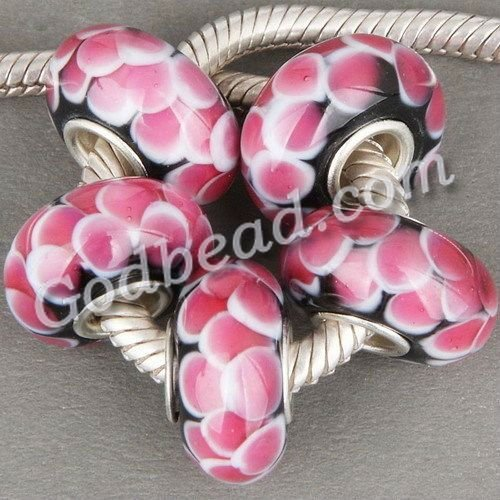 68000 fashion lampwork european beads