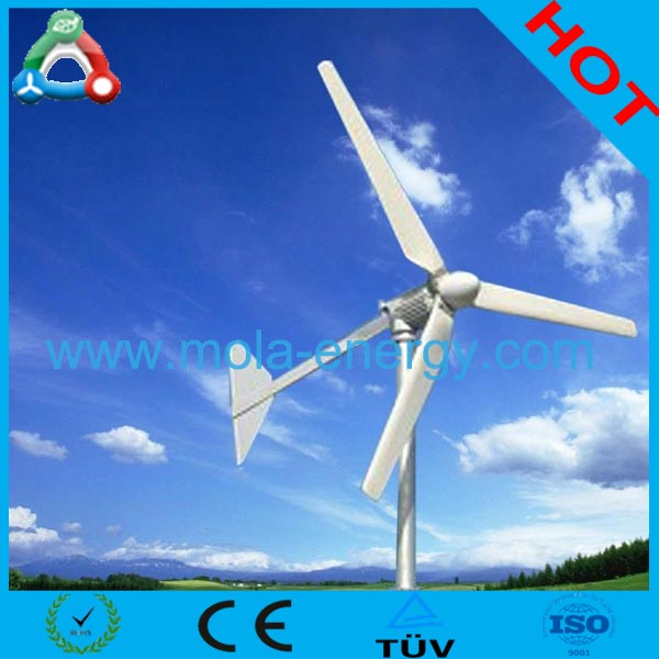 Strong frame CE ISO approved 250kw wind turbine generator