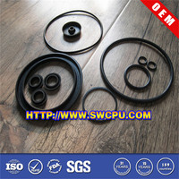 ptfe rubber white o rings