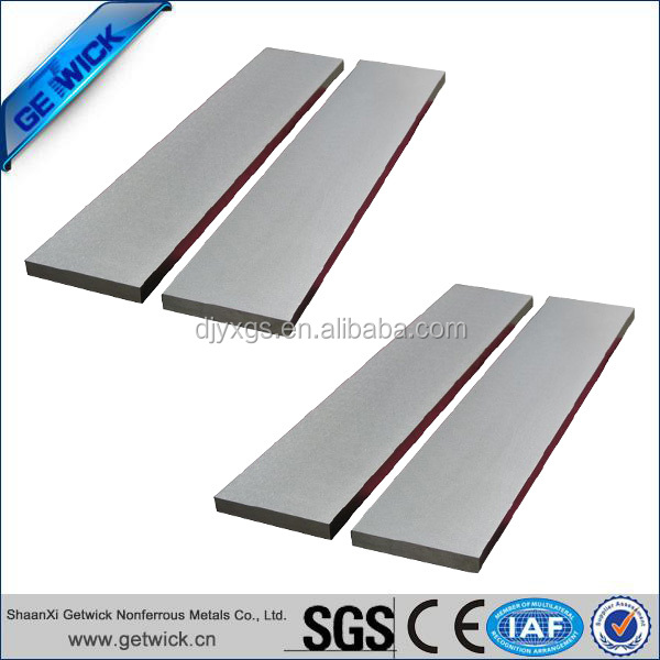 heating elements tungsten plate for hot sale