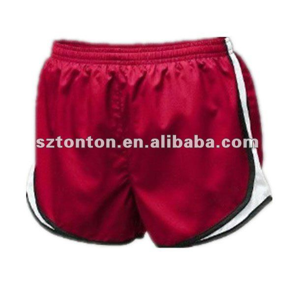 Plain custom running shorts