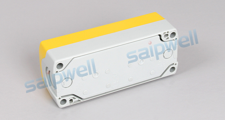 Saipwell New ABS industrial electrical control box With Singal Light