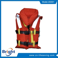 China Manufacturer SOLAS marine life jacket 190N