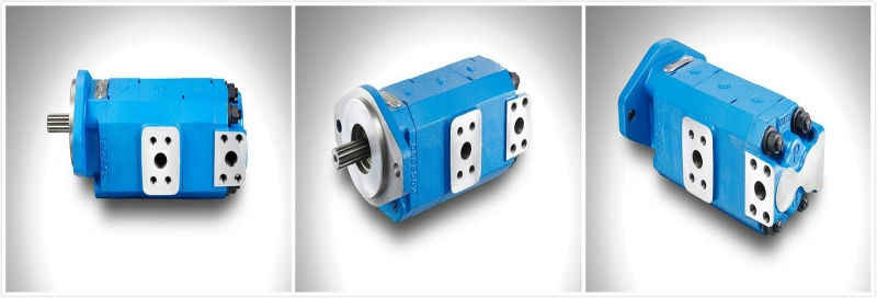 P7600-F160LX for CHENGGONG ZL50G GEAR PUMP