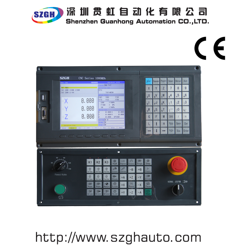 3 axis cnc milling controller for router CNC1000MDb-3