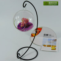 hand crafted glass flowers