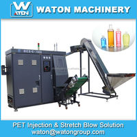 Full automatic PET Bottle blow molding machine for water and CSD