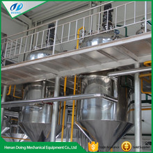30t/d crude edible palm kernel oil refining machine