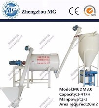 High quality 25to30T per day Simple mosaic fix & grout production line in
