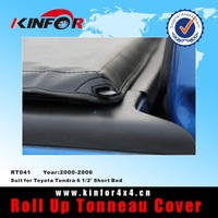 Soft pick up truck covers for the bed for Toyota Tundra 6 1/2' Short Bed Model 2000-2006