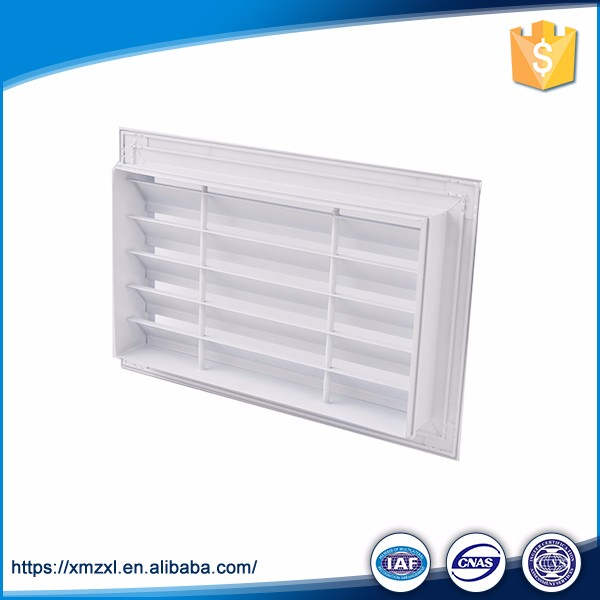 Air Conditioning Aluminum Return Air Grille For Hvac System