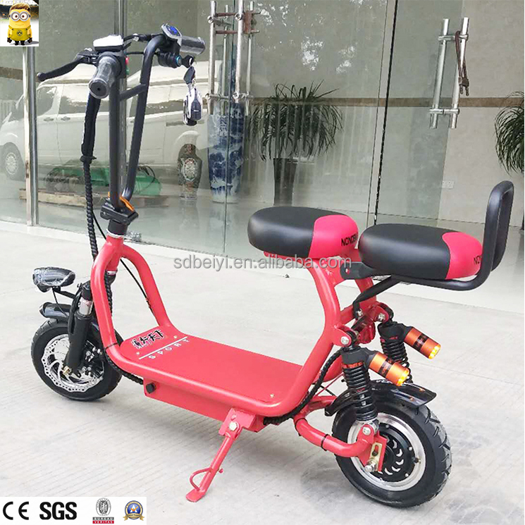 350w/500w Motor Electric Scooter with EEC e-mark Lithium Battery Scooter