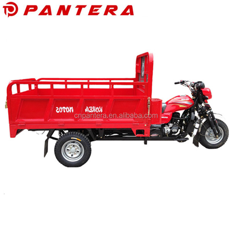 Load Power Cargo There Wheel Motorcycle Tricycle