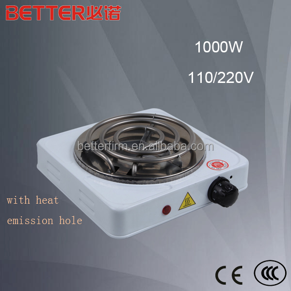 1000W hot plate 120v electric stove