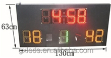 concise Football basketball used scoreboard for sale