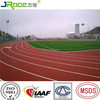 porous surface outdoor athletic tracks running track outdoor sport surface from China