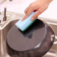 High Quanlity Bulk Net Mesh Cellulose Kitchen Sponge for Cleaning