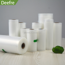 Good performance hot sale Factory Price resealable vacuum film rolls
