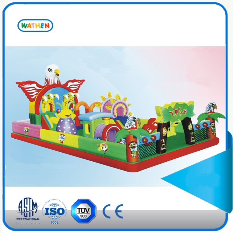 children inflatable jumping castles animal kids toys playground balloon bounce games to play