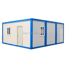 Bright Flat Pack Mobile Living House Container