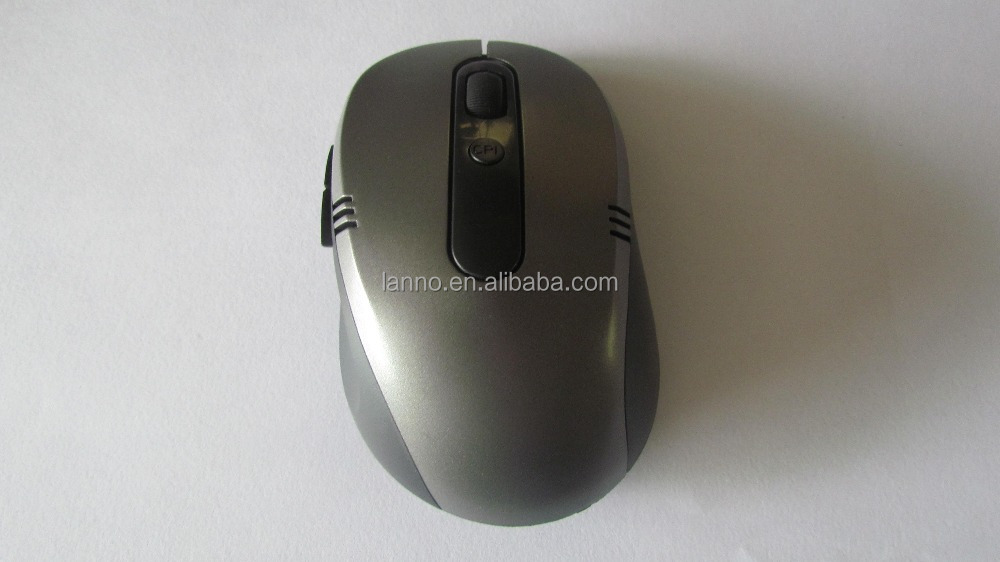 Computer Accessories Parts Wheel Mouse 1000 DPI 6 Buttons Optical Computer Mouse Type