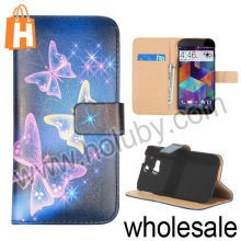 Butterfly Case For HTC One 2 M8, Magnetic Case For HTC One 2 M8 Case Cover, Stand Flip Leather Case For HTC One M8