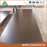 18mm shuttering plywood specifications / concrete shuttering plywood / marine plywood for boats