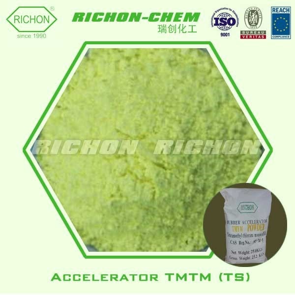 Alibaba Express China Processing Aids Best Chemicals CAS NO.97-74-5 Accelerator TMTM TS
