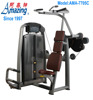 Professional body building exercise sports equipment manufacturer vertical traction strength gym fitness machine AMA 7705C