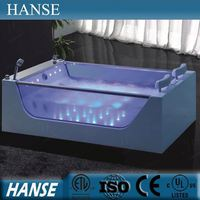 HS-B227 whirlpool massage bathtub/ free standing shower bath tub/ sex massag sex usa massag bath tub