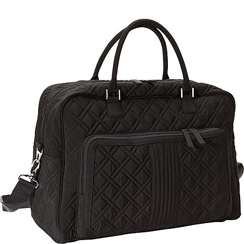 Attractive Fashion Clothes Storage Quilted Weekender Travel Bag 2015