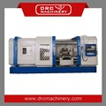 Factory Promotion Price Heavy Duty Oil Pipe Thread Lathe Fanuc Cnc Control Machine