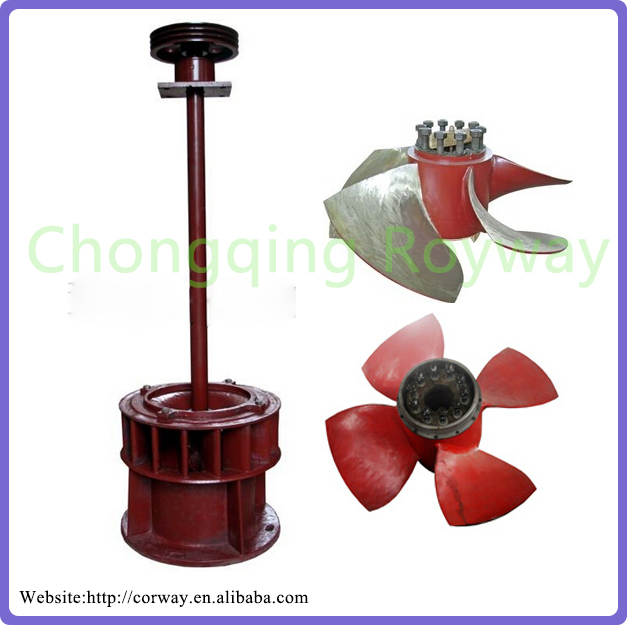 Mini Water Turbine Generator Kaplan Hydraulic Water