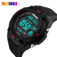 skmei factory man stylish stopwatch alarm functional daily watch deals