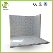 Cold room floor panel,pu and xpe pannel cool room