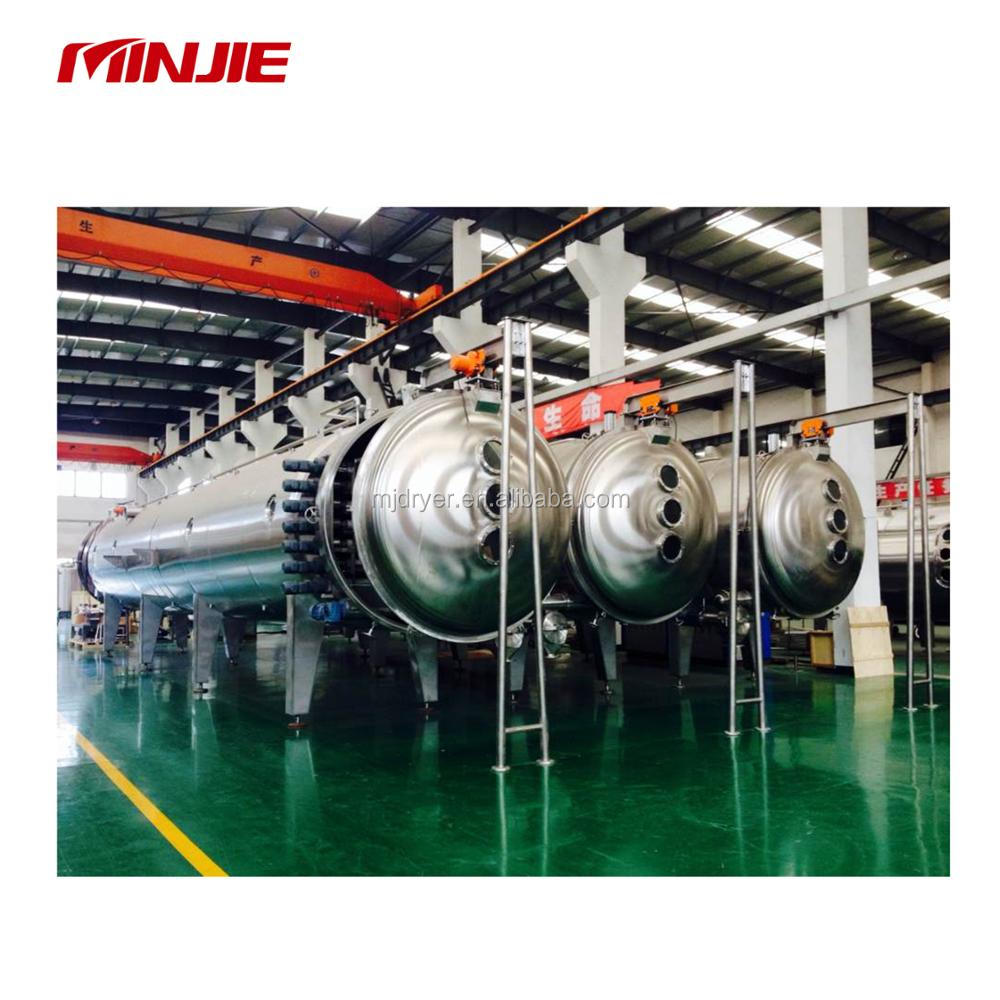 vacuum belt egg powder drying machine