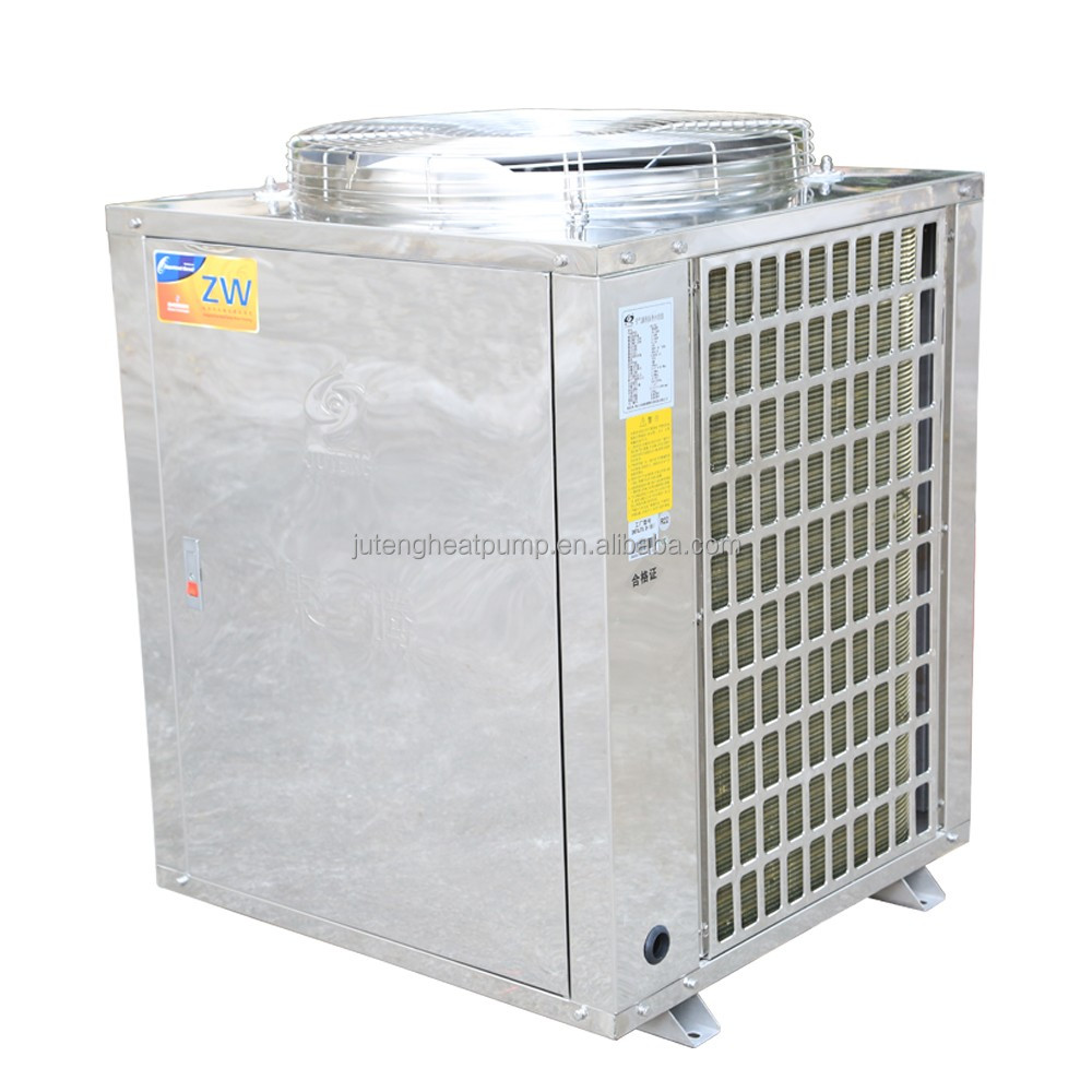 Large and quick water heat heating pump for pools,spa and hotel